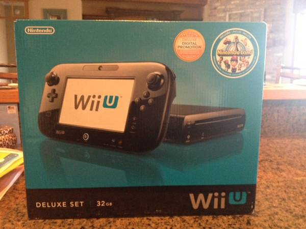 Wii U for sale- Brand New  Never Opened  -   x0024 250