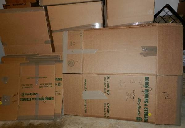 Moving boxes- In all sizes  Bossier city