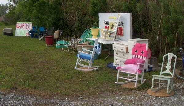 Garage Sale 5650 Grand Caillou Rd  Wed   Thurs