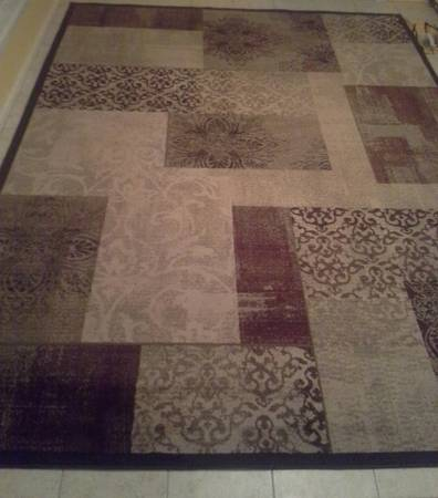 Gorgeous Allen and Roth Area Rug - $250 (North Bossier)