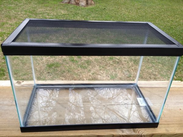 5 Gallon Fish Tank - $15 (Broadmore)