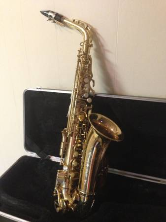 Conn Alto Sax - $200 (Plain Dealing)