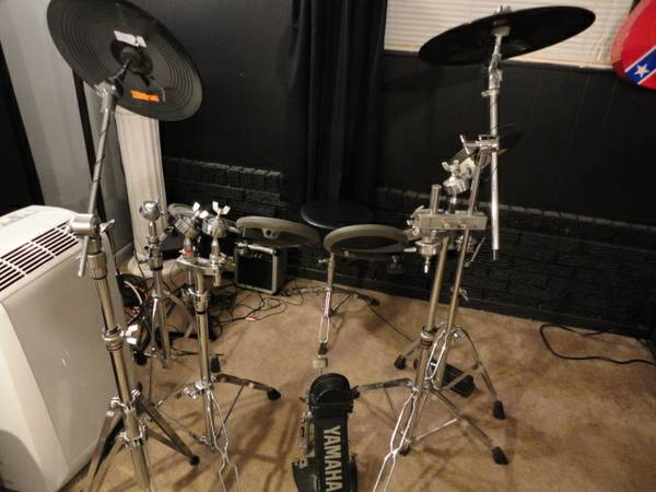 Yamaha Electric Drums wAlesis D4 Module - $300 (Bossier City)