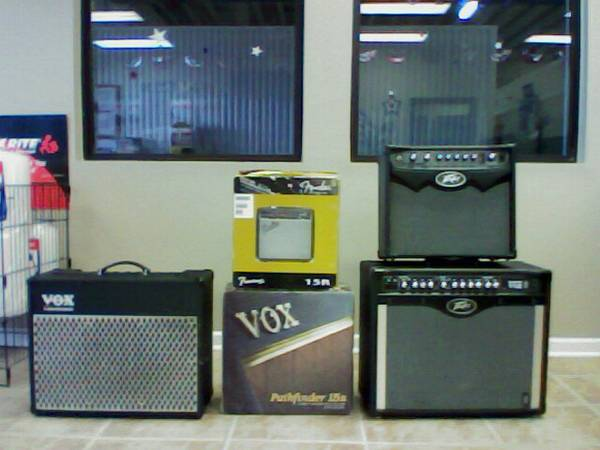 Five Amps - $175 (shreveport-bossier)
