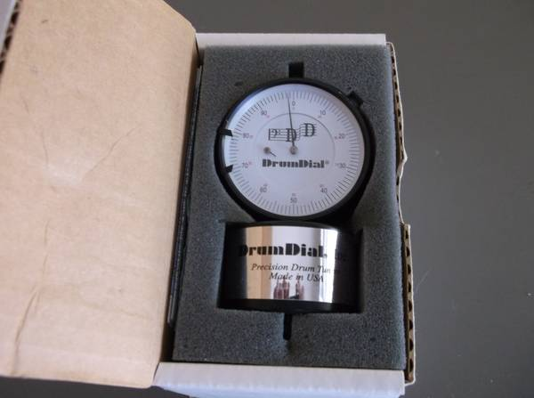 DRUM DIAL drum tuner in box with instructions and chart - $45 (north bossier)