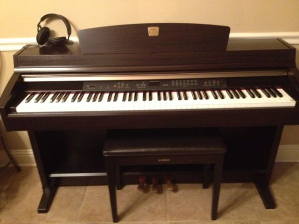 $1500 NEW Condition Yamaha Clavinova 88 Weighted Key Digital Piano - $1500 (Haughton)
