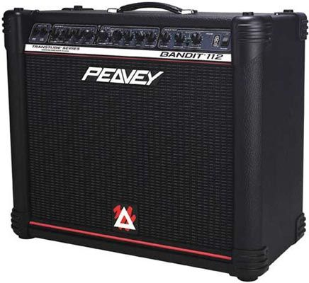 Peavey Bandit 112 Guitar Amp- Yamaha Bass RBX270 w 2 pedals cable - $365 (Anywhere between Kilgore and Shreveport)