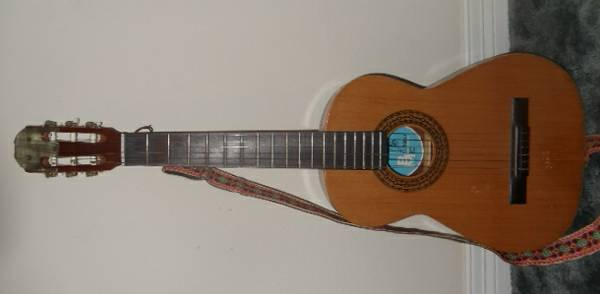 Classical Guitar - $70 (North Bossier)