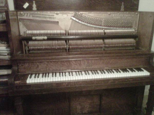 Upright Piano - Totally Rebuilt - $3000 (Natchitoches)