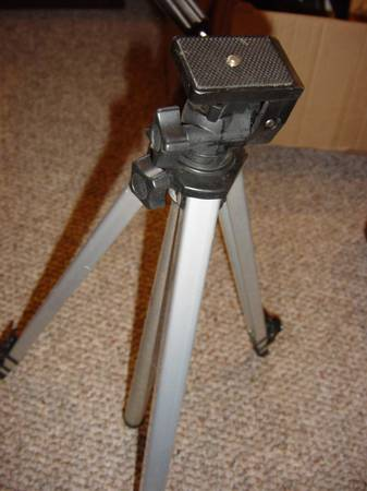 CAMERA TRIPOD  VELBON TEK-33B GOOD CONDITON  -   x0024 10  SOUTH BOSSIER