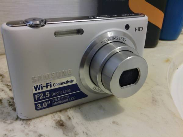 samsung hd smart wifi camera   -   x0024 60