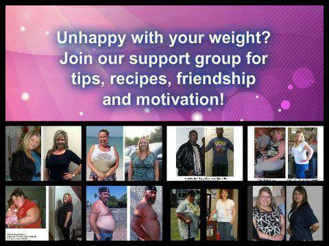 Free Weightloss Support Group