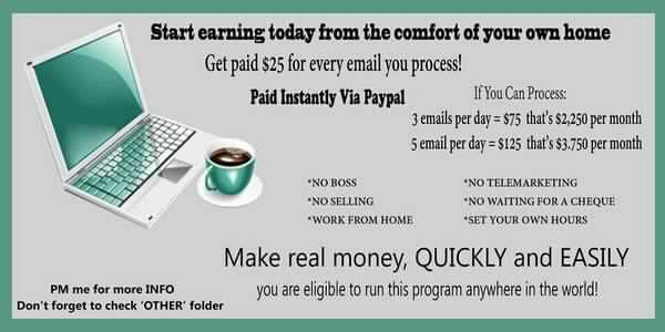 Make Some Extra Pocket Cash Today    I Made  75 Before Noon Today    Its Easy