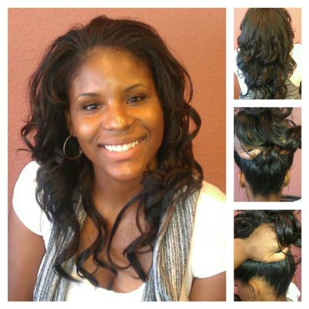 Spring Break Sew in Quick Weave Deal