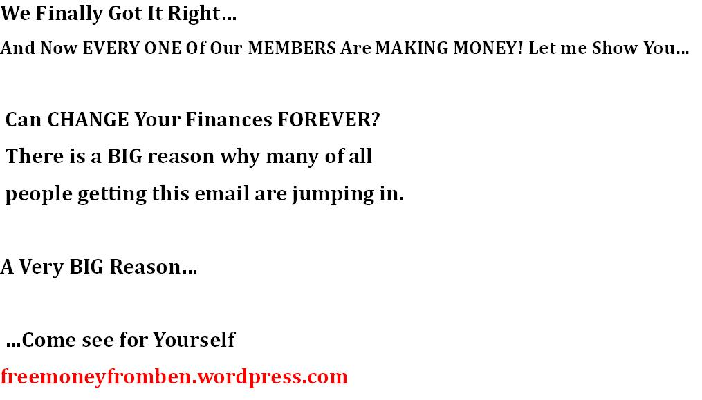 Want Realistic Income With An Easy Program