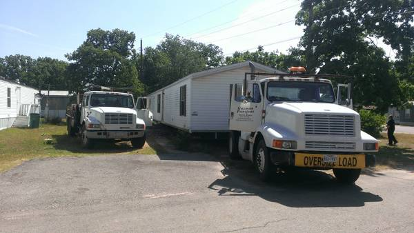 MOVE AND SET-UP MOBILE HOMES (EAST, TX)