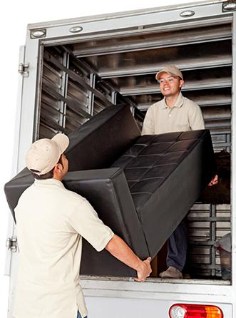 Moving Services in Dallas