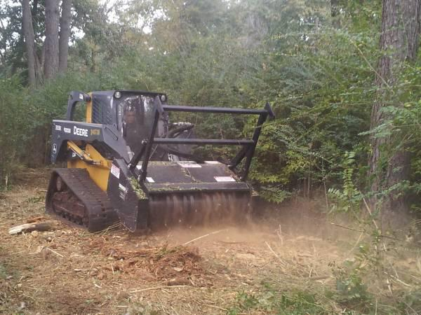Land Clearing  Forestry Mulching