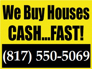 In DFW   TMC Property Solutions Will Buy Your House Fast  Call NOW 817 550-5069