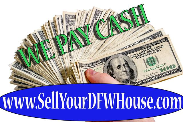 in DFW  We Can Buy Your House Fast We Can Help