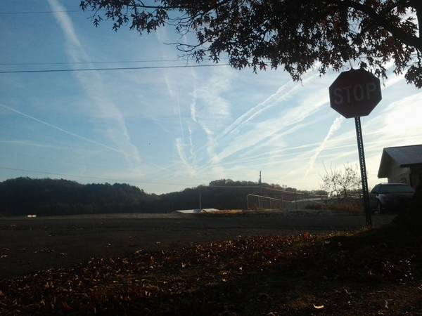 Global March Against Chemtrails - Arkansas  Hot Springs