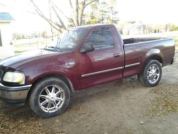 97 f150 sale trade -   x0024 2200  new Boston