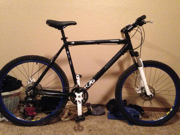 Xl nishiki Colorado mountain bike wtt