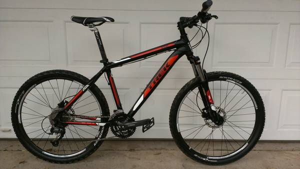 2012 Trek 4300 Disc Mountain bike - $510 (South Tyler )