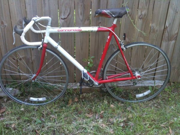 Cannondale Road Bike - $400 (Texarkana)