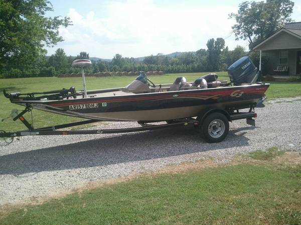09 G3 Eagle 170 Alum Bass Boat 90hp Yamaha w Warranty - $12500 (Batesville Ar ( trade for Bassboat))