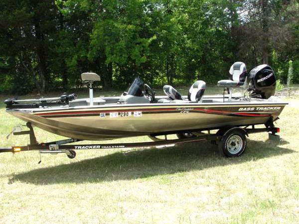 2008 Tracker Pro Crappie 175 Bass Boat For Sale - $7750 (Mount Pleasant)