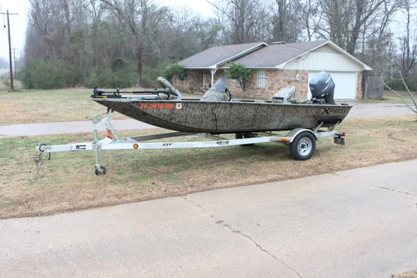 2012 Xpress Xp170 Camo - $14000 (Texarkana, TX)
