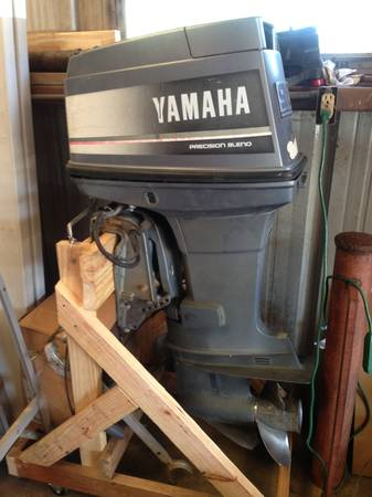 90 hp Yamaha outboard - $1800 (Longview)