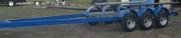 BOAT TRAILERS ANY STYLE - $1 (CADDO MILLS)