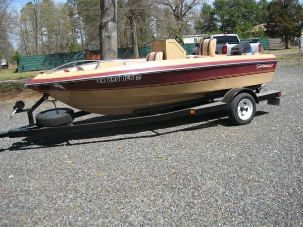 15 ft. Galaxie Boat, trailer 85 h.p. Mercury Motor - $2400 (Texarkana, Ar)