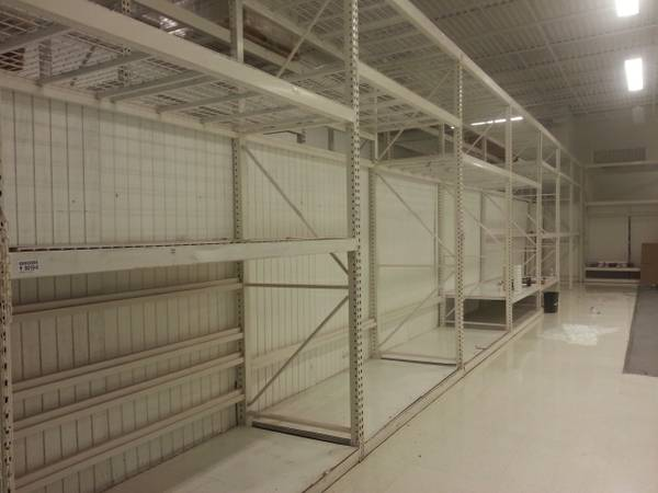 Pallet Rack Liquidation (Texarkana)