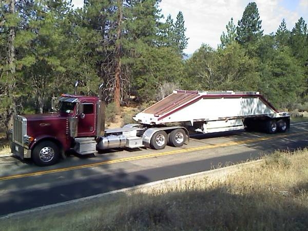 Peterbilt  Two Trailers - $135000 (California)