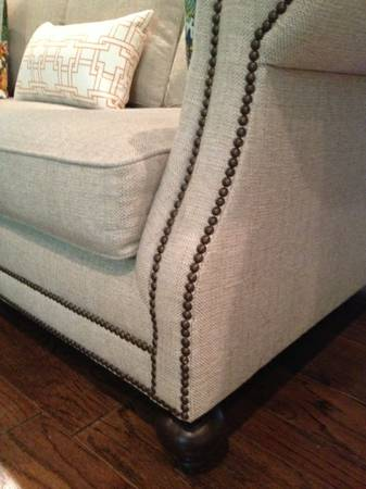 Bernhardt Sofa Couch Chair - $400 (Texarkana, Texas)