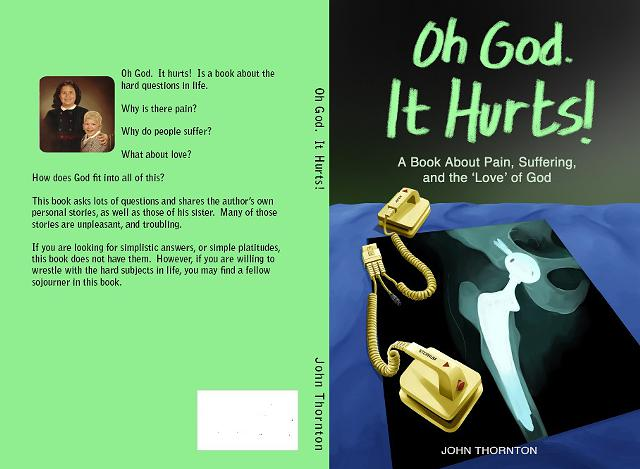3  Oh God   It hurts  A book about pain   This might help you