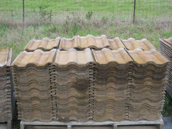 Life Time Roof Tiles - $3 (Jefferson TX 75657)