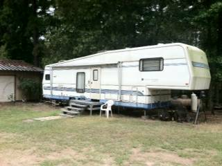 1993 Holiday Rambler 5th Wheel - $5900 (Tyler Texas)