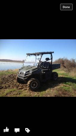 2010 Polaris Ranger HD EPS - $10500 (Little Rock)