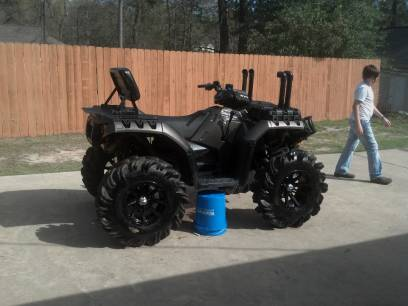 2012 POLARIS 850xp - $6200 (El Dorado, AR)