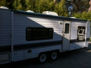 1995 Cobra Sandpiper 25 Travel Trailer - $5300 (Texarkana)