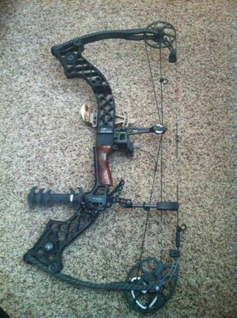 Mathews Z7 Extreme Tactical - $850 (Texarkana)