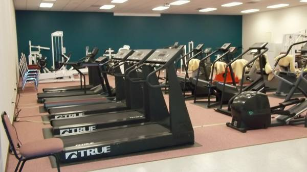 Gym Full of Equipment (texarkana)