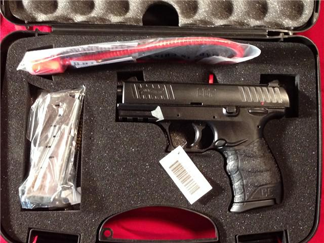 400  WALTHER CCP 9MM BLACK 8 NEW MODEL for sale   Contact me via smscall if interested  602 759-0106