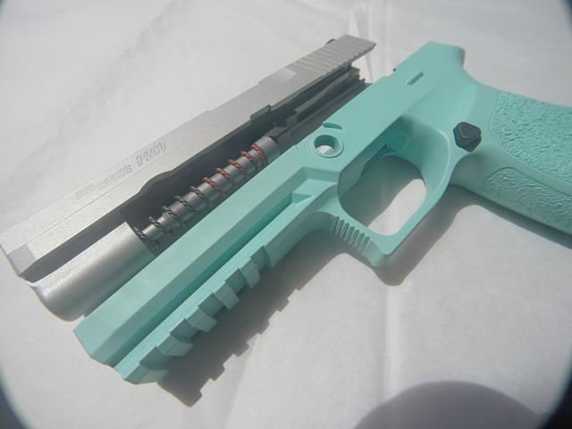 50  cerakote services 1 color slides only