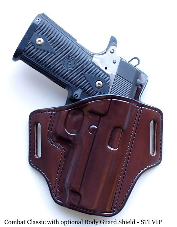 INTERNATIONAL HANDGUN LEATHER   I W B   O W B gunleather since 1994