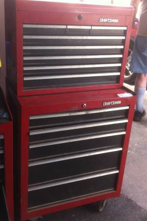 Craftsman tool boxes tools - $1 (Texarkana)